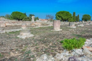 Discover the history of Corsica close to the campsite Arinella Bianca